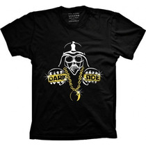 Camisa Star Wars - Darth Vader ( Dark Side Rapper )