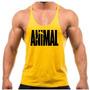 Regata Bodybuilding Cavada Tipo Animal Academia Musculação
