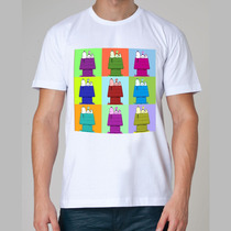 Camiseta Cinema - Snoop, Frida Kahlo, Star Wars, Ultraman
