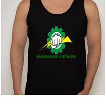 Camiseta Regata Curso Engenharia Elétrica