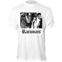 Camiseta Racionais - Camisa Rap,pop,rock