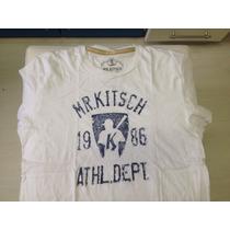Camiseta - Mr. Kitsch - Tamanho M