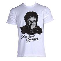 Camiseta Michael Jackson - Thriller 2 - Do P Ao Xgg
