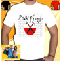 Camisa Pink Floyd Camiseta Banda The Wall Nirvana Guns Dvd