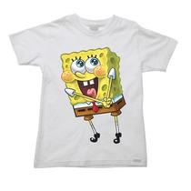 Camiseta Infantil E Juvenil Bob Esponja - J - Do 2 Ao 16