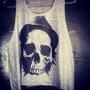 Cropped Caveira Mammuth Camisetaria