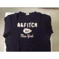 Camiseta - Abercrombie - Tamanho P