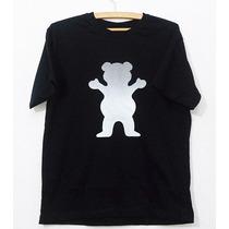 Camisetas Grizzly Gradient Bear / Skate/dgk/lrg/nikesb