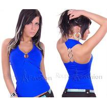 Camiseta Feminina Body Blusa De Malha Regata Feminina Renda