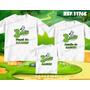 Kit Camisetas Personalizadas Aniversario Doki Discovery Kids