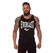 Camiseta Regata Everlast - Boxe - Mma - Muay Thai - Ufc