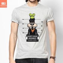 Camisetas Mickey Disney Pateta Gossfy Desenhos Animados