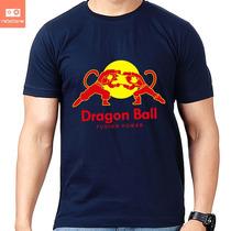 Camisetas Dragon Ball Z Dbg Red Bull Goku Desenhos Herois