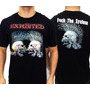 Camiseta De Banda - The Exploited