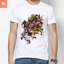 Camisetas Street Fighter Arcade Fliperama Game Jogo Capcom