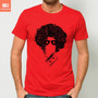 Camisetas Fita K7 Cassete Dj Musica Black Power Camisa