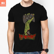 Camisetas Zumbi Zombie Video Game Jogo Play Camisas