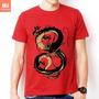 Camisetas Dragon Ball Z Dbg Goku Desenhos Herois Camisa