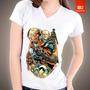 Camisetas Metal Gear Solid Snake Psp Playstation Camisa