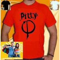 Camisa Pitty Camiseta Vermelha Banda Legiao Raul Rappa Punk