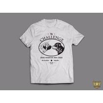 Camiseta Challenge Fila Brasileiro X Rottweiler