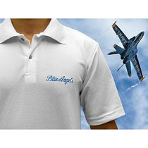Camisa Polo - Blue Angels