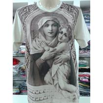 Blusa Mãe Rainha Unissex Você Evangelizando Por Onde Passar
