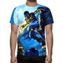 Camisa, Camiseta Game Soul Reaver - Raziel - Estampa Total