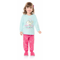 Pijama Brilha No Escuro Brandili Ref. 22451