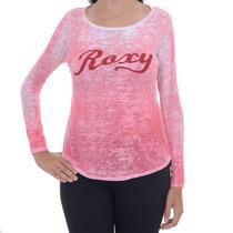 Blusa Feminina Roxy Especial Color