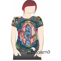 Camiseta, Baby Look, Regata Masculina Ou Feminina Esotéricas