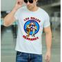 Camiseta Breaking Bad Heisenberg Los Pollos Hermanos Pinkman