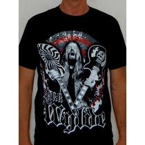 Camiseta Zakk Wylde - Black Label Society