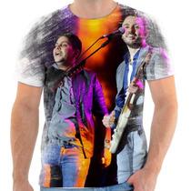 Camiseta Do Jorge E Mateus,sertanejo,estampada 10