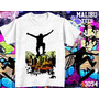 Skate Camisetas E Baby Look City Urban Radical Personalizada