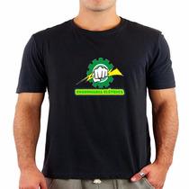 Camiseta Engenharia Elétrica - Camiseta De Cursos