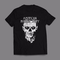 Camiseta American Horror Story Masculina