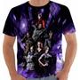 Camisa Camiseta Baby Look Regata Game Resident Evil 6 Color