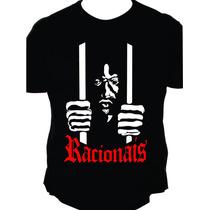 Camisa Camiseta Blusa Racionais E Sabotage Rapper Rap