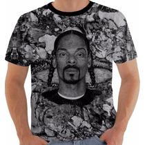 Camisa Camiseta Regata Snoop Dogg Gangsta Hip Hop Pb