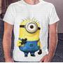 Camisa Estampa Masculina Minion One