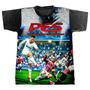 Camiseta De Games - Pes 2015 (fifa,futebol,cr7)