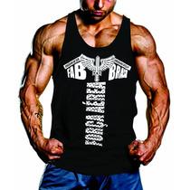 Camiseta Fitness Musculação Aeronáutica Regata Mma