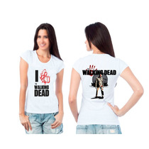 Blusa The Walking Dead