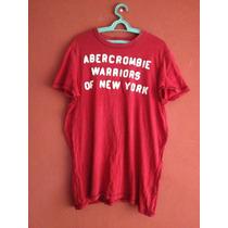 Camiseta Masculina Abercrombie Fitch Super Oferta