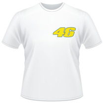 Camiseta Valentino Rossi The Doctor 46 Moto Gp