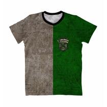 Camiseta Harry Potter Sonserina, Camisa Hogwarts
