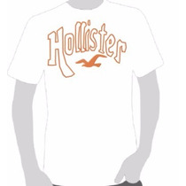 Camisetas Surfstyle Hollister - Escolha Estampa Perguntas