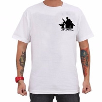 Camiseta La Mafia Tamanho P M G Gg