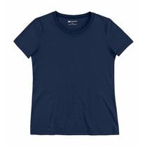 Blusinha Camiseta Slim Feminina Hering Basica Original Nf